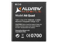 Acumulator Allview A6 Quad, Bulk