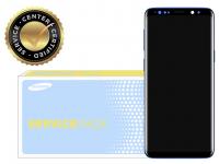 Display - Touchscreen Cu Rama Albastra Samsung Galaxy S9 G960 GH97-21696D