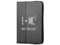 Husa GreenGo E-MC2 pentru Tableta 7 inci - 8 inci, Neagra, Bulk