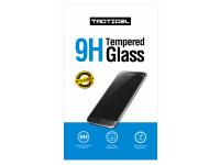 Folie Protectie Ecran Tactical pentru Nokia 7, Sticla securizata, Full Face, Neagra, Blister