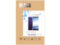 Folie Protectie Ecran Blue Star pentru Nokia 6 (2018), Sticla securizata, Full Face, Neagra, Blister