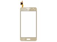 Touchscreen Auriu Samsung Galaxy Grand Prime G530