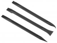 Set Clips plastic pentru desfacut carcase Baku BK-7278 Blister (3 buc)