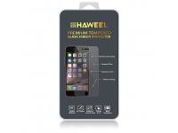 Folie Protectie Ecran Haweel pentru Xiaomi Mi 8 SE, Sticla securizata, Full Face, Neagra, Blister