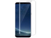 Folie Protectie Ecran Haweel pentru Samsung Galaxy S9 G960, Sticla securizata, Full Face, 3D, Blister