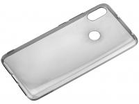 Husa TPU Mofi pentru Xiaomi Redmi S2, Gri - Transparenta, Blister