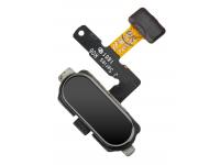 Buton Meniu Negru cu Senzor amprenta si banda Samsung Galaxy J5 (2017) J530