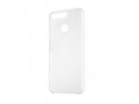Husa Plastic Huawei Y6 (2018), Transparenta, Blister 51992438