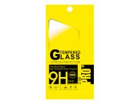 Folie Protectie Ecran PRO+ pentru Apple iPhone X, Sticla securizata, Full Face, Neagra, Blister