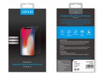 Folie Protectie Ecran Vonuo pentru Apple iPhone X, Sticla securizata, Blister