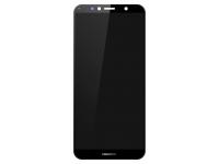 Display - Touchscreen Negru Huawei Y6 (2018)