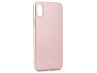 Husa Plastic Roar Darker pentru Apple iPhone 7 / Apple iPhone 8, Roz Aurie, Blister