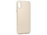 Husa Plastic Roar Darker pentru Samsung Galaxy J3 (2017) J330, Aurie, Blister