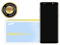 Display - Touchscreen Cu Rama Aurie Samsung Galaxy S9 G960 GH97-21696E