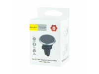 Suport Auto Universal iMount CH-HD216, Magnetic, Argintiu - Negru, Blister