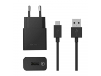 Incarcator Retea cu cablu USB Tip-C Sony UCH20, 1 X USB, Negru, Bulk