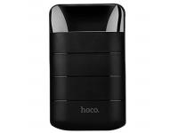 Baterie Externa Powerbank HOCO Domon B29 cu afisaj, 10000 mA, 2 x USB, Neagra, Blister