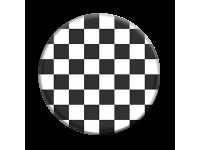Suport Stand Adeziv Popsockets pentru telefon Grip Grip Checker Negru Blister