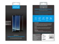 Folie Protectie Ecran Vonuo pentru Samsung Galaxy Note8 N950, Sticla securizata, Neagra, Blister VO-090502022