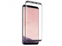 Folie Protectie Ecran Phonix pentru Samsung Galaxy S8 G950, Plastic, Full Face, Neagra, Blister SS8PSB