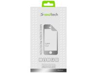 Folie Protectie Ecran Soultech Apple iPhone 5 / Apple iPhone 5s, Plastic, Nano NG004, Blister