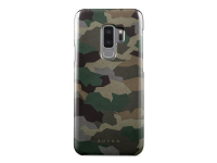 Husa Plastic Burga Tropical Green Camo Samsung Galaxy S9+ G965, Blister S9+_SP_ML_03