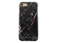 Husa Plastic Burga Rose Gold Marble Apple iPhone 7 / Apple iPhone 8, Blister iP7_SP_MB_30