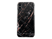 Husa Plastic Burga Rose Gold Marble Apple iPhone X, Blister iPX_SP_MB_30