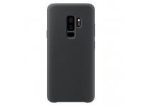 Husa TPU OEM Pure Silicone pentru Samsung Galaxy S9+ G965, Neagra, Blister