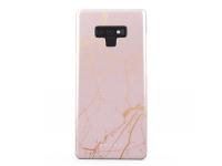 Husa Plastic Burga Peachy Gold Marble Samsung Galaxy Note9 N960, Blister SN9_SP_MB_05