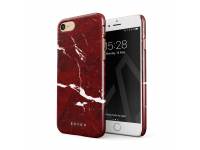 Husa Plastic Burga Iconic Red Ruby Apple iPhone 7 / Apple iPhone 8, Blister iP7_SP_MB_03