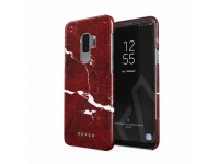 Husa Plastic Burga Iconic Red Ruby Samsung Galaxy S9+ G965, Blister S9+_SP_MB_03