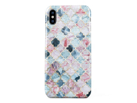 Husa Plastic Burga Pink Beach Apple iPhone X, Blister iPX_SP_MR_09