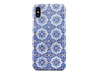 Husa Plastic Burga Blue City Apple iPhone X, Blister iPX_SP_MR_19