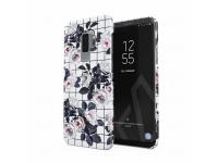 Husa Plastic Burga Cherry Blossom Samsung Galaxy S9+ G965, Blister S9+_SP_FL_27