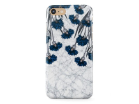 Husa Plastic Burga Blue Cornflower Apple iPhone 7 / Apple iPhone 8, Blister iP7_SP_FL_22