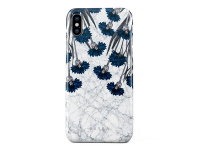 Husa Plastic Burga Blue Cornflower Apple iPhone X, Blister iPX_SP_FL_22