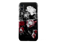 Husa Plastic Burga Crimson Bouquet Apple iPhone XS, Blister iPX_SP_FL_42