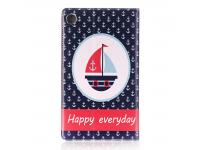 Husa Tableta Piele OEM Happy Ship pentru Huawei MediaPad M5 8, Multicolor, Bulk