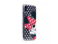 Husa TPU Disney Minnie Mouse 003 Pentru Huawei Y6 (2018), Multicolor, Blister
