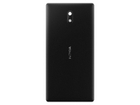 Capac Baterie Negru Nokia 3