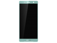 Display - Touchscreen Verde Sony Xperia XZ2 Compact