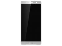 Display - Touchscreen Argintiu Sony Xperia XZ2 Compact