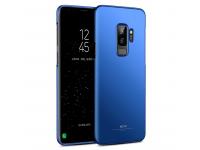 Husa Plastic MSVII Slim pentru Samsung Galaxy S9+ G965, Albastra, Blister