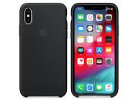 Husa TPU Apple iPhone XS, Neagra, Blister AP-MRW72ZM/A