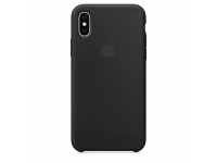 Husa TPU Apple iPhone XS, Neagra, Blister AP-MRW72ZM/A