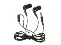 Handsfree Casti In-Ear OEM Universal, Cu microfon, 3.5 mm, Negru, Bulk