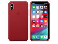 Husa Piele Apple iPhone XS / Apple iPhone X, Rosie, Blister AP-MRWK2ZM/A