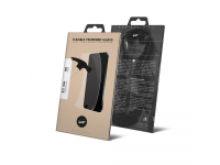 Folie Protectie Ecran Beeyo pentru Apple iPhone XS Max, Sticla securizata, Flexible, 0.2mm, Blister