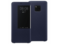 Husa Huawei Mate 20 Pro, Flip View, Bleumarin, Blister 51992624